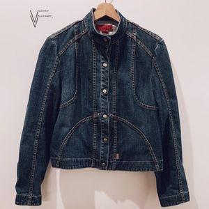 ench Connection FCUK Denim Jacket